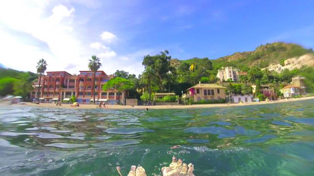 Les vacances sur la French Riviera