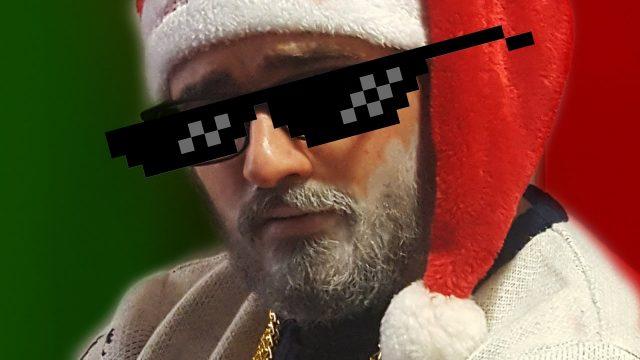 Le Père Noël est un THUG